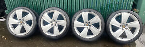 Genuine Seat Toledo Alloy Wheels Set 215/40/17  2012 -2015