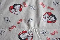 VINTAGE Betty baby duvet cover / for baby crib / housse de couette pour lit bébé