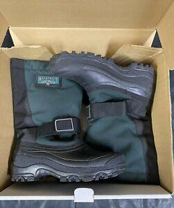 Arctic Tracks Rugged Wear Sports/Snow/Hunting Waterproof Boots Lined Size 10 NIB