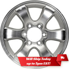 New 17 Replacement Alloy Wheel Rim For 2003 2009 Toyota 4runner 69430 Fits Toyota