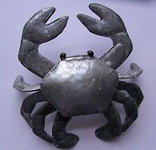 Crab Decoration Seaside Beach  FREE POST  sea creatures  nautical  coastal