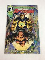 The Solution Vol 1 No 2 October 1993 Rune Ultraverse Dual Cover Rune Comic Book