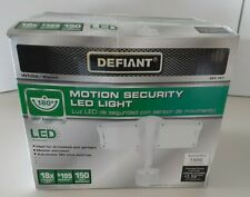New listing *New In Box* Defiant 180° Motion Security Led Light - White