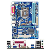 Gigabyte GA-B75M-D3V Placa Mae For Intel Socket LGA 1155 Micro ATX Motherboard