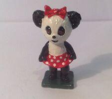 PANDA BEAR PERSONAGGIO DONNA, METALLO (IL mio ref Grey 174)) sconosciuto Maker