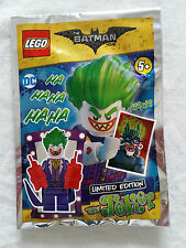 LEGO® - THE JOKER - THE BATMAN MOVIE - DC - POLYBAG - LIMITED EDITION -  2017