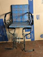VINTAGE CHILD BICYCLE Rear SEAT CARRIER Made in England Toddler