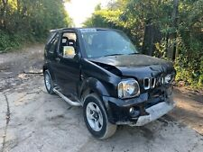 SUZUKI JIMNY 2006 SOFT TOP 1.3 M13A VVT MANUAL PARTS SPARES REF 1056