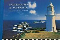 "2002 Australia ""Lighthouses of Australia"" Prestige Stamp Booklet"" - MNH"