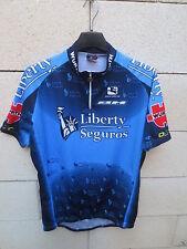 Maillot cycliste LIBERTY SEGUROS camiseta shirt jersey Tour 2004 Contador XL 5