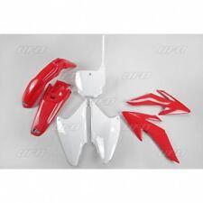 New Honda CRF 230 R 08 09 10 11 12 13 14 OEM Red White Plastic Kit Plastics