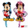 Mickie & Minnie Maus Folienballon Kindergeburtstag Disney Ballon Geburtstag