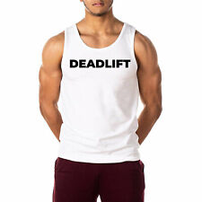 Fashion Sports Fitness Muscle Cotton Print Vest Men's All Season At The Gym