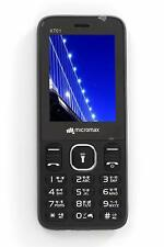 Micromax X701 Mobile 2.4 Inches Display Phone Dual SIM Cellphone with Keypad