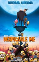 Despicable Me Double Sided Original Movie Poster 27x40 inches