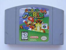 Super Mario 64 Nintendo 64 N64 Authentic OEM Video Game Cart Original Rare GOOD!