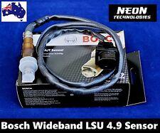 BOSCH LSU 4.9  Wideband 5 Wire Oxygen Sensor 0258017025 *AFR AEM Innovate UEGO*