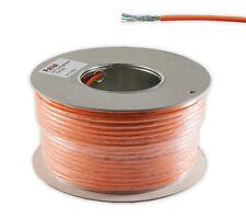 100 m cat.7 verlegekabel Gigabit cable de red LAN de cobre 1000mhz s/ftp6 5 10gbi