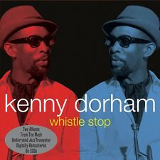 Kenny Dorham WHISTLE STOP / QUIET KENNY Remastered JAZZ New Sealed 2 CD
