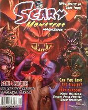 Scary Monsters Magazine Issue 104