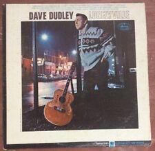 Dave Dudley - Lonelyville LP Vinyl Record Album, Mercury MG 21074