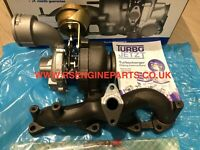 Turbocharger 03G253010JX VW Golf Touran Passat Audi A3 2.0 Tdi Bkd Azv Garrett
