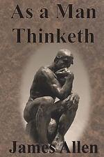 (DIGITAL BOOK)  As a Man Thinketh by James Allen
