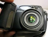 Nikon COOLPIX 5400 5MP Digital Camera AS IS no power