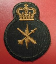 Canadian Forces Gunnery Instructor Anti Aircraft trade qualification badge 3
