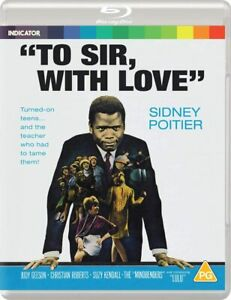 To Sir, with Love (Standard Edition) (Blu-ray) Sidney Poitier