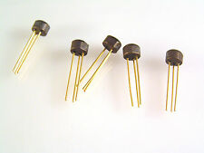 Micro Electronics BC205A PNP Low level Low Noise Amp Transistor 5 Pieces OMA78