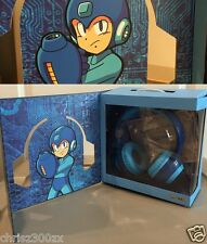 Capcom Mega Man Limited Edition Headphones HD LED - Only 5000 Made in Custom Box