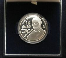 *GUTSE* 10 EUROS 2002, CENTENARIO DE LUIS CERNUDA, PROOF