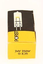 PORST penna Alogena Lampada Socket 250w/24v, g6, 35
