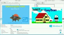 Personalizer 2000 for Scan 'n Sew PC: 32/64 bit Windows Janome 5000, 5700 & 9000