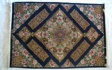 Beautiful Traditional Handmade Silk Qum Rug 700+KPSI