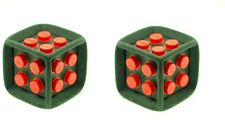 LEGO 2 x Dice Die for LEGO Board Games NEW