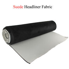 Foam Backing Headliner Fabric Synthetic Suede Renovate Faded,Dirty,Torn 80