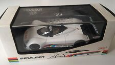Peugeot 905 Presentation -scala 1/43 Vitesse