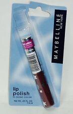 1 Maybelline Lip Polish Hi Shine Long Wearing Limited Edition SCARLET NIGHTS NIP