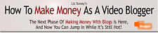 How To Make Money As A Video Blogger video tutorial CD