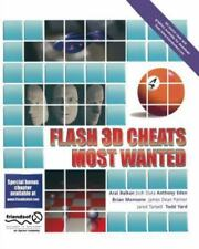 Flash 3D Cheats Most Wanted by David Hermes (English) Paperback Book
