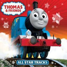 Various Artists, Thomas & Friends - All Star Tracks [New CD]