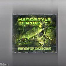 Hardstyle Top 100 - 2011 - 2CD Box - HARDCORE HARDSTYLE HARDBASS