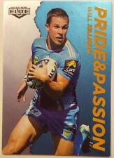 Gold Coast Titans 2014 Rugby League (NRL) Trading Cards