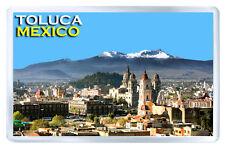 TOLUCA MEXICO FRIDGE MAGNET SOUVENIR IMAN NEVERA