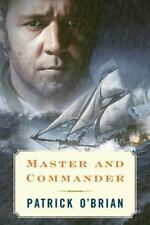 MASTER & COMMANDER by Patrick O'Brian 2003 TWENTIETH CENTURY FOX MOVIE