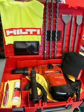 HILTI TE 60 HAMMER DRILL,ONE OF THE BEST, FREE TABLET & MORE, MADE IN GERMANY