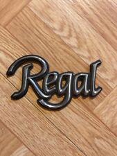 1979 Buick Regal Side OEM Emblem Logo Badge