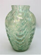 Fine & Rare LOETZ ESMERALDA ART NOUVEAU Glass Vase  c. 1904  antique Bohemian